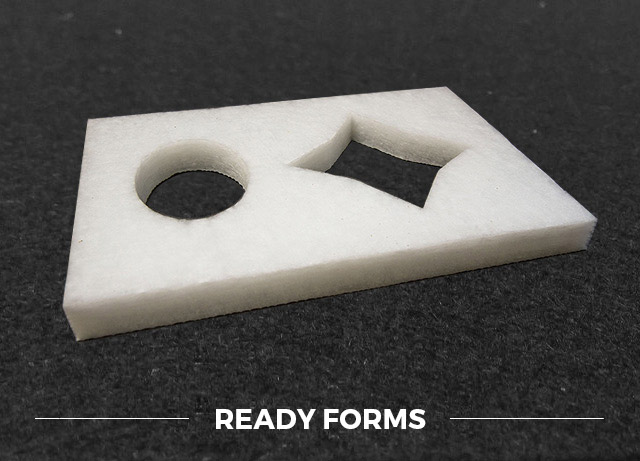 Ready-made forms