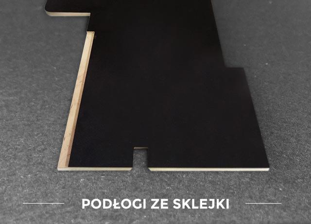 Podłogi ze sklejki