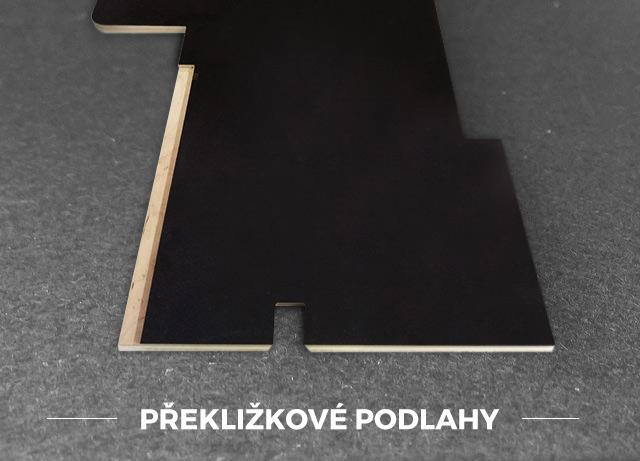 Podlahy z překližky